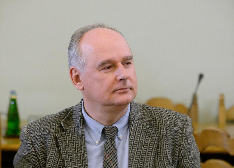 Poseł Paweł Zalewski /Jan Bielecki /PAP