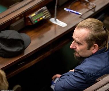 Poseł Piotr Marzec-Liroy w Sejmie