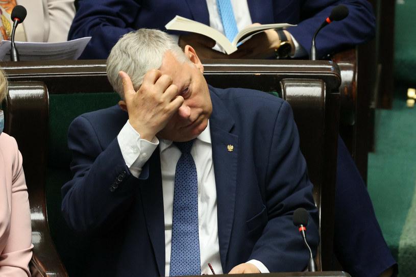 Poseł PiS Marek Suski / fot Jacek Dominski /Reporter