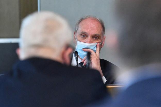 Poseł PiS, przewodniczący podkomisji do spraw ponownego zbadania przyczyn i okoliczności katastrofy z 10 kwietnia 2010 r. /Radek  Pietruszka /PAP/EPA