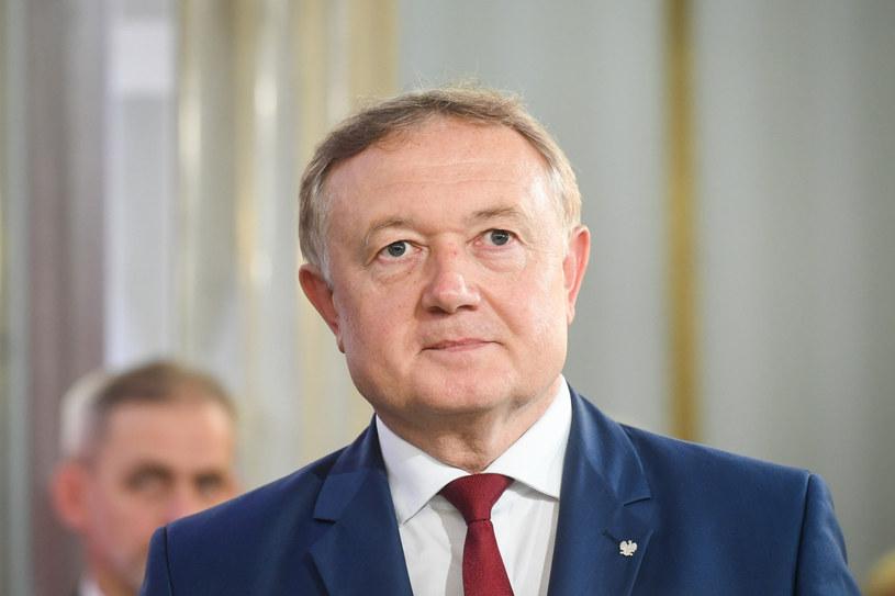 Poseł PiS Wiesław Janczyk /Jacek Dominski/REPORTER /Reporter