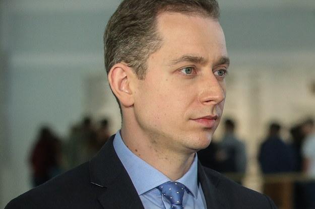 Poseł Platformy Obywatelskiej Cezary Tomczyk /Rafał Guz /PAP