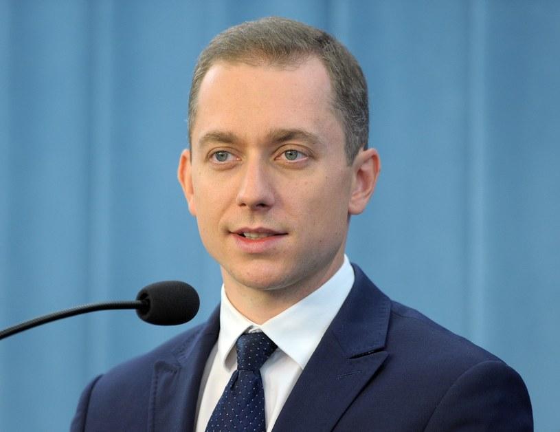 Poseł PO Cezary Tomczyk /Jan Bielecki /East News