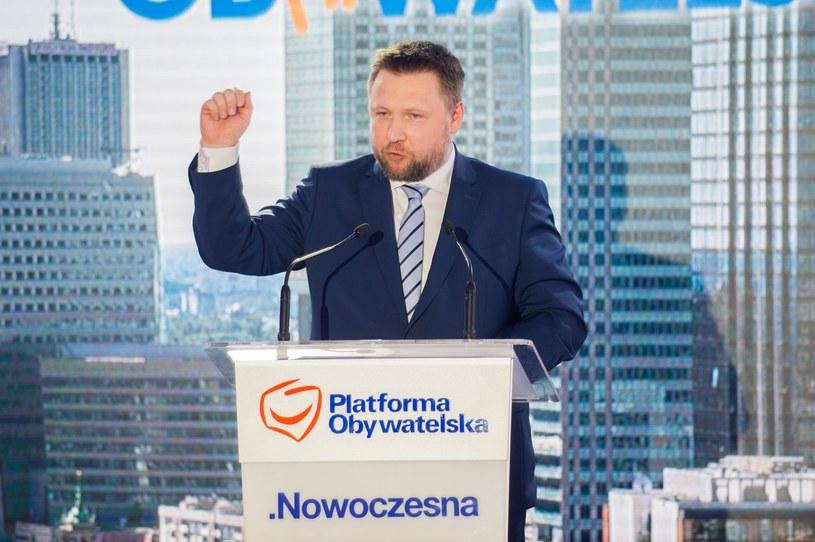 Poseł PO Marcin Kierwiński /Marek Konrad /East News