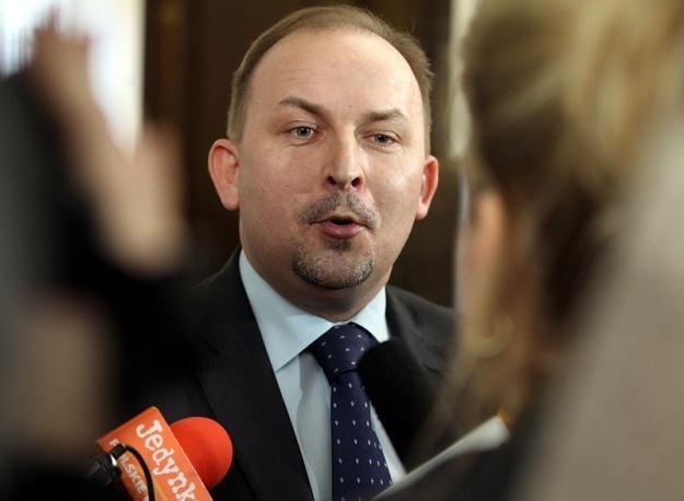 Poseł PO Robert Węgrzyn / fot. A. Iwańczuk /Reporter