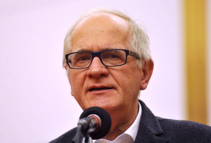 Poseł Prawa i Sprawiedliwości Krzysztof Czabański /Mieczysław Włodarski /Reporter