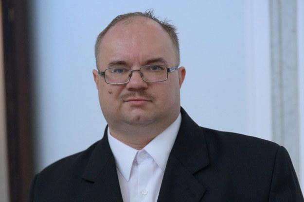 Poseł Rafał Wójcikowski /PAP/Marcin Obara /PAP