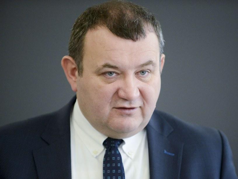 Poseł Stanisław Gawłowski (PO) /Piotr Kamionka /Reporter
