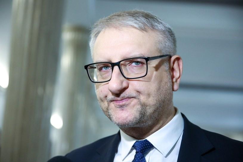Poseł Stanisław Pięta /Andrzej Iwańczuk /Reporter