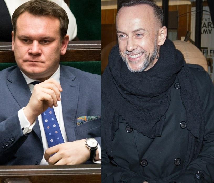 Poseł Tarczyński nie odpuści Nergalowi /East News