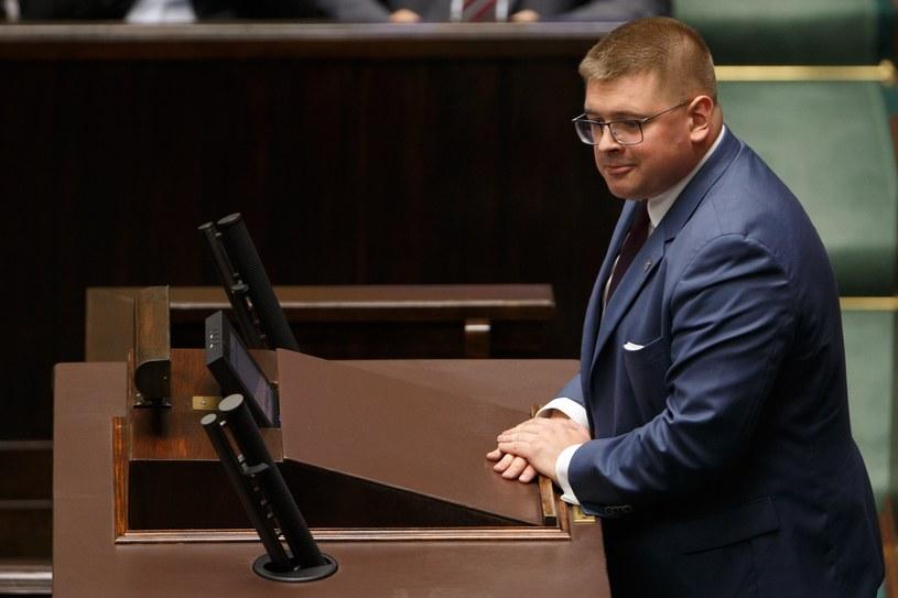 Poseł Tomasz Rzymkowski przechodzi do PiS / Krystian Maj /Agencja FORUM