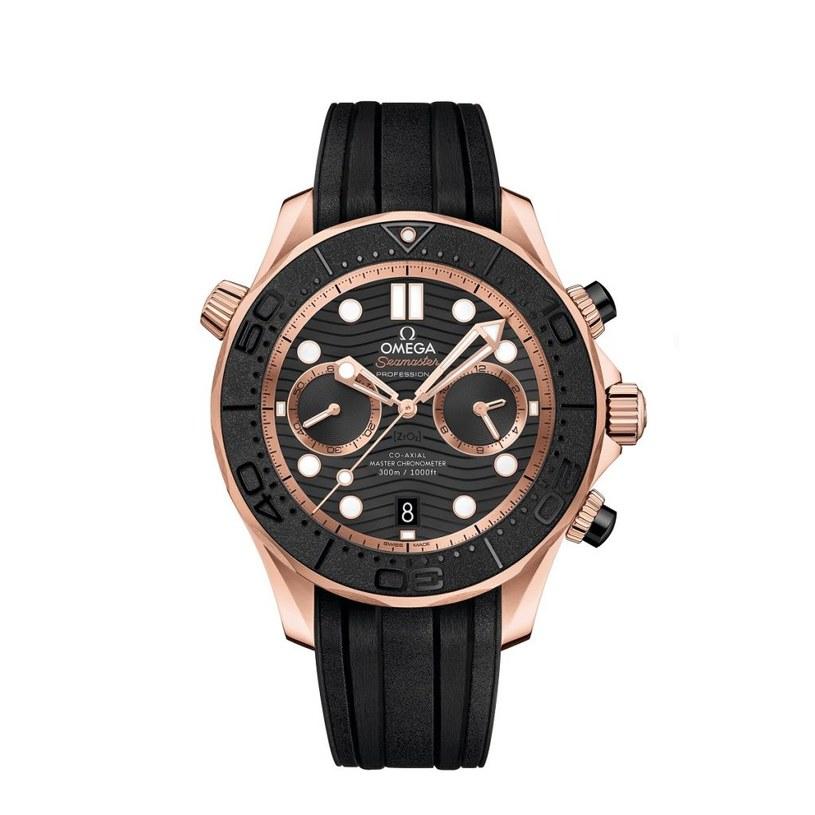 Posiadanie zegarka marki Omega jest spełnieniem marzeń niemal każdego mężczyzny /materiały prasowe