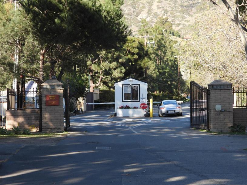 Posiadłość Harry'ego i Meghan w Malibu /CLTN/Backgrid/East News /East News