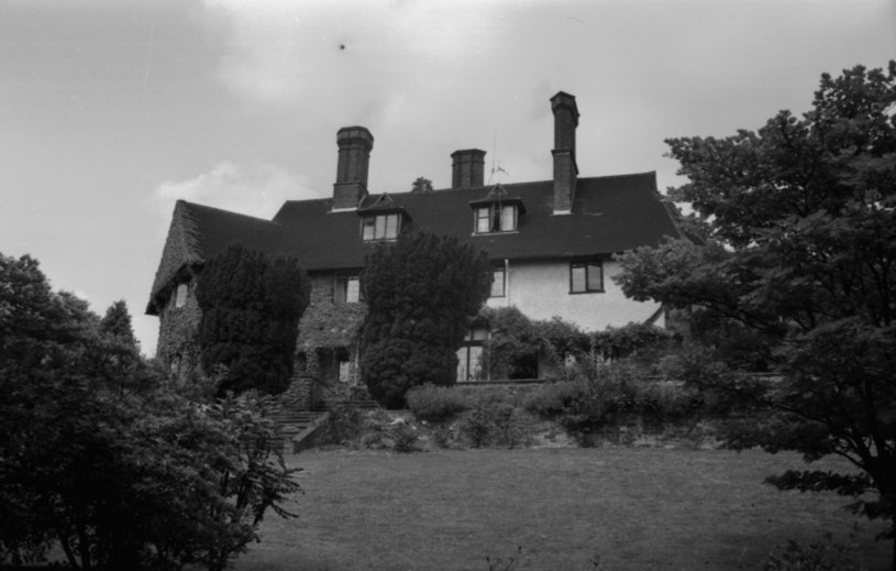 """Posiadłość """"Kenwood"""" w 1964 roku /123RF/PICSEL"""