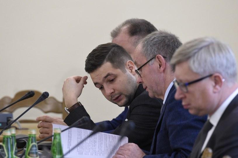 Posiedzenie Komisji Sprawiedliwości i Praw Człowieka /Jacek Domiński /Reporter
