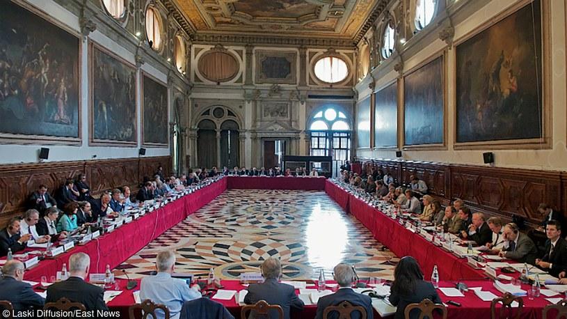 Posiedzenie Komisji Weneckiej /Laski Diffusion /East News