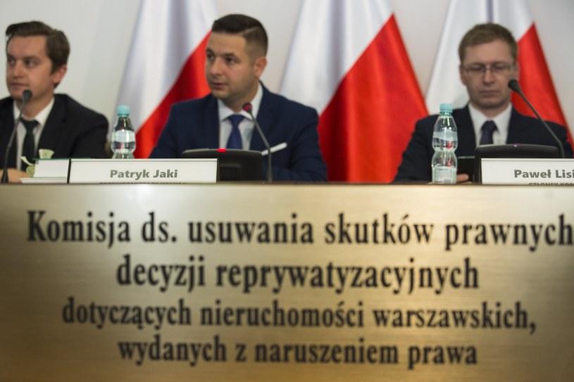 Posiedzenie komisji weryfikacyjnej ds. reprywatyzacji /Andrzej Hulimka  /Reporter