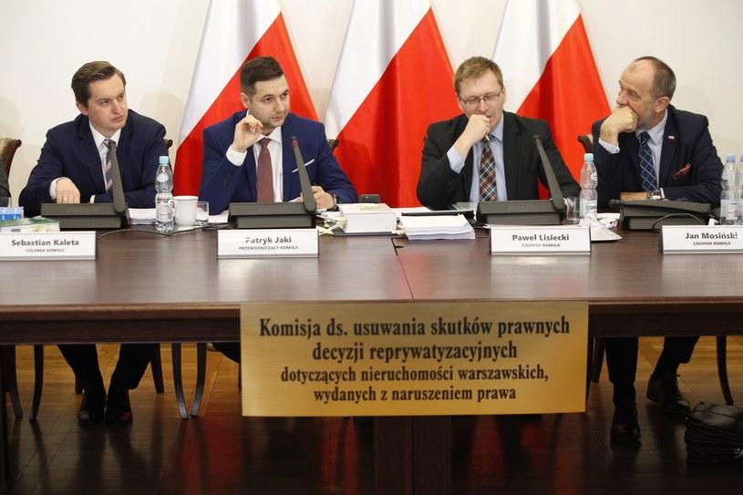 Posiedzenie komisji weryfikacyjnej /Stefan Maszewski /Reporter