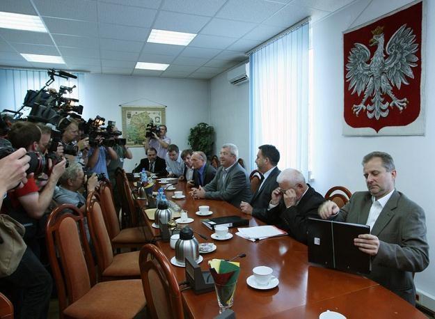 Posiedzenie KRRiT, fot. Stanisław Kowalczuk /Agencja SE/East News