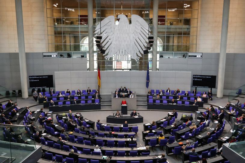 Posiedzenie niemieckiego parlamentu /Shan Yuqi/Xinhua News /East News