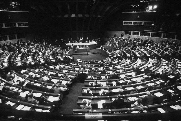 Posiedzenie Parlamentu Europejskiego /AFP