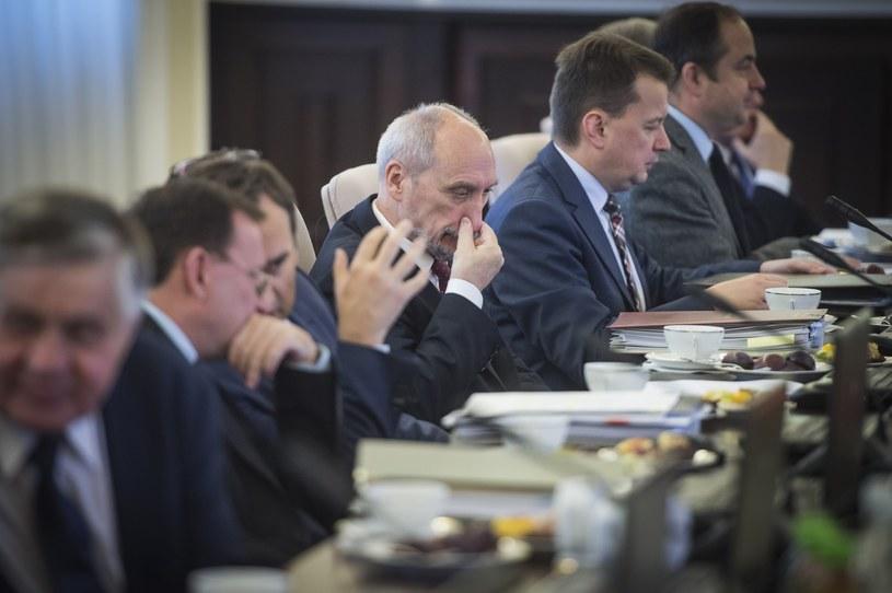 Posiedzenie rządu /Jacek Dominski/REPORTER /East News