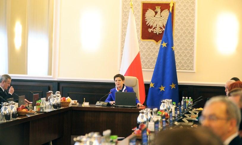Posiedzenie rządu /Jan Bielecki /East News