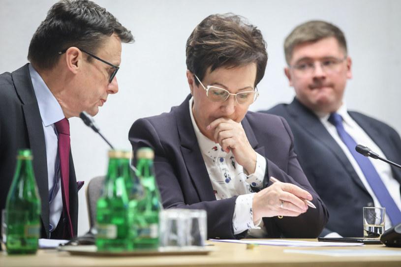 Posiedzenie sejmowej komisji sprawiedliwości i praw człowieka /fot. Andrzej Iwanczuk /Reporter