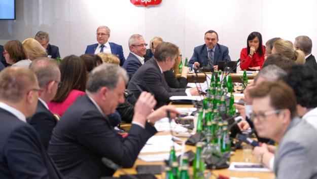 Posiedzenie sejmowej komisji zdrowia /Mateusz Marek /PAP
