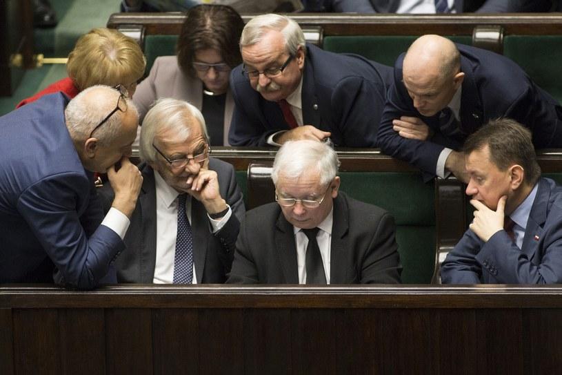 Posiedzenie Sejmu, zdj. ilustracyjne /Maciej Luczniewski /Reporter