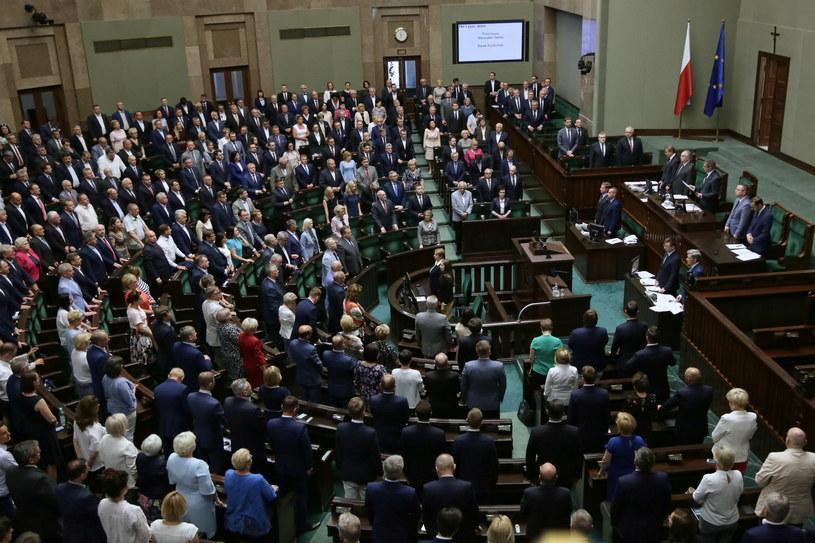 Posiedzenie Sejmu, zdjęcie ilustracyjne /Wojciech Olkuśnik /PAP
