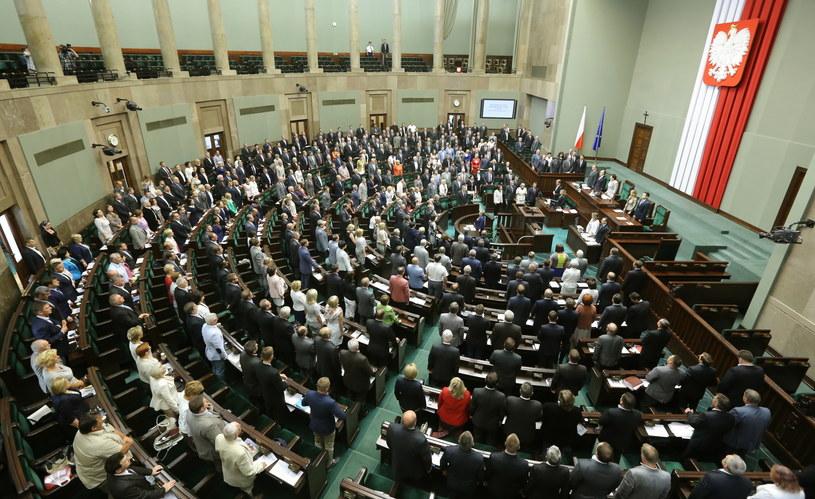 Posiedzenie Sejmu /Paweł Supernak /PAP