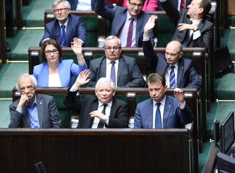 Posiedzenie Sejmu /Leszek Szymański   (PAP) /PAP
