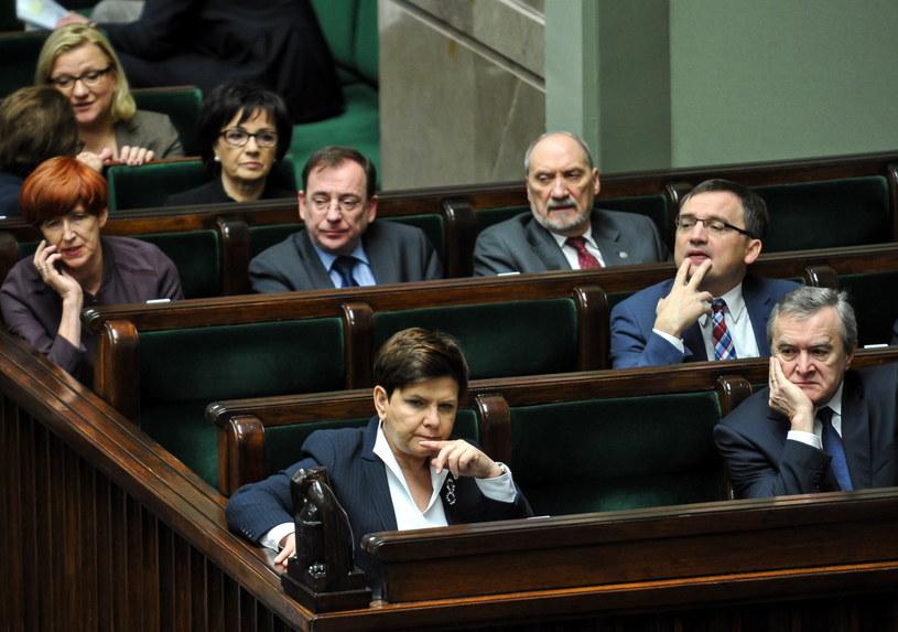Posiedzenie Sejmu /Marcin Obara /PAP