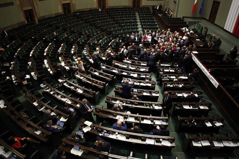 Posiedzenie Sejmu /STEFAN MASZEWSKI/REPORTER /East News