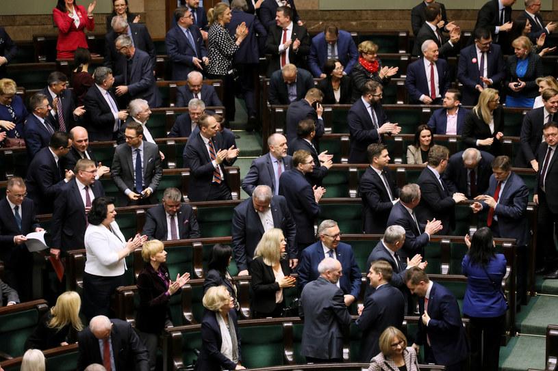 Posiedzenie Sejmu /fot. Jakub Kamiński /East News