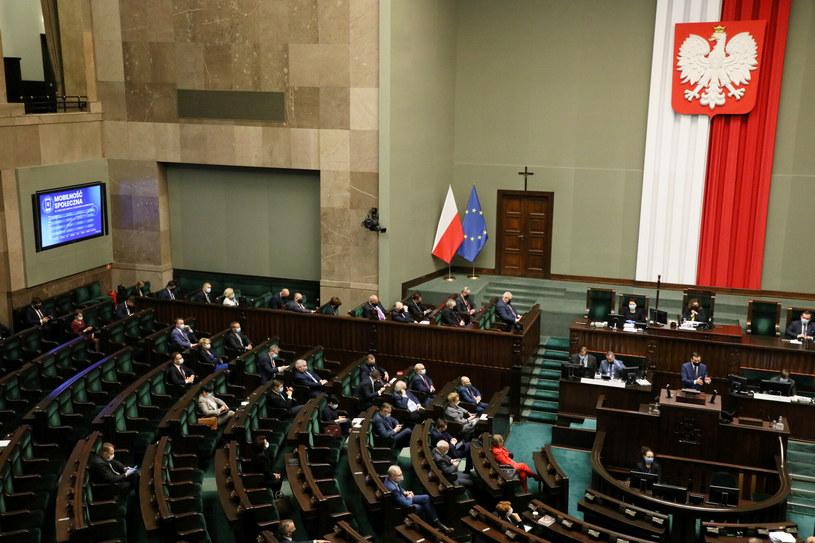 Posiedzenie Sejmu /Jakub Kaminskii /East News