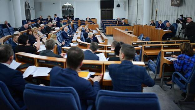 Posiedzenie Senatu / Marcin Obara  /PAP