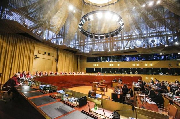 Do Trybunału UE trafiło kolejne pytanie od polskiego sądu