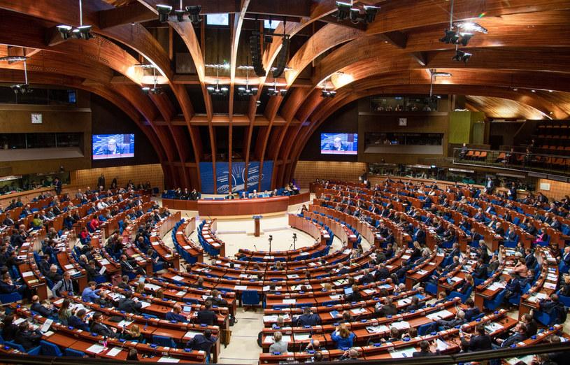 Posiedzenie Zgromadzenia Ogólnego Rady Europy /Dominique Boutin/SPUTNIK Russia /East News