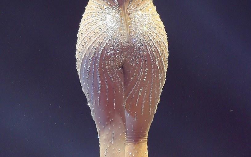 Pośladki Jennifer Lopez zostały uznane za najładniejsze na świecie /Getty Images/Flash Press Media
