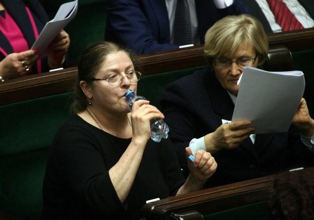 Posłanka Krystyna Pawłowicz /East News