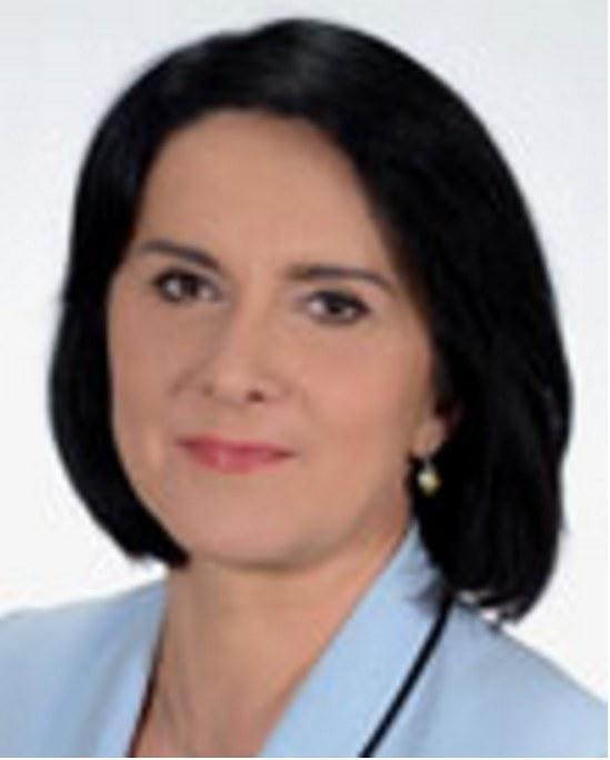 Posłanka Mateusiak-Pielucha, zdjęcie pochodzi ze strony sejm.gov.pl /