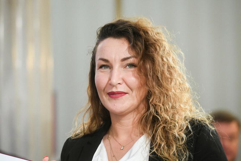 Posłanka Monika Pawłowska /Jacek Domiński /Reporter