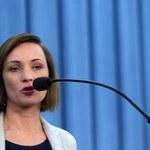 Posłanka Nowoczesnej reaguje na decyzję o zawieszeniu
