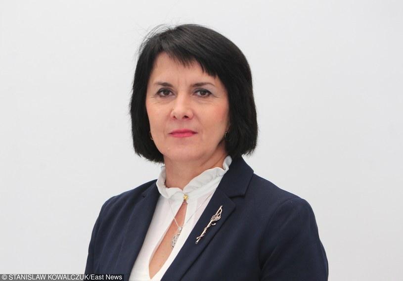 Posłanka PiS Beata Mateusiak-Pielucha /STANISLAW KOWALCZUK /Reporter