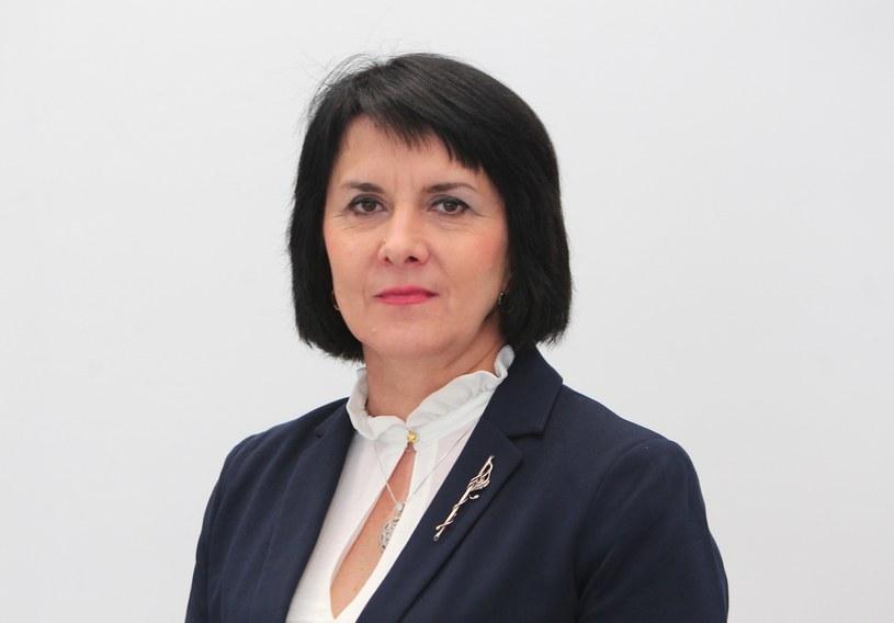 Posłanka PiS Beata Mateusiak-Pielucha /STANISLAW KOWALCZUK /East News
