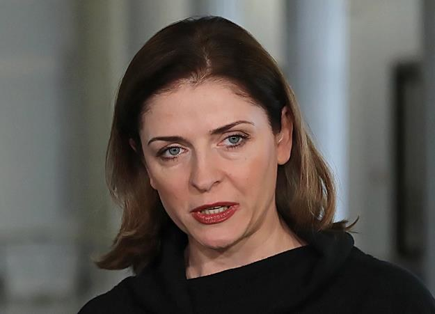 Posłanka PO Anna Mucha /PAP