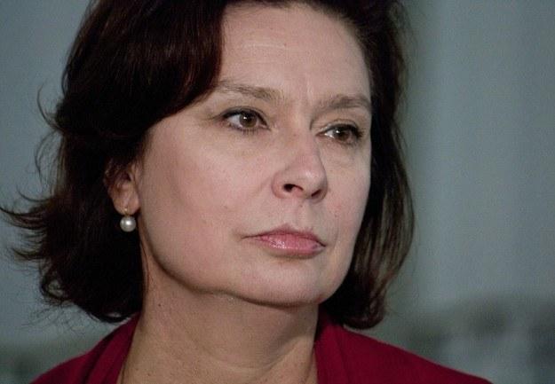 Posłanka PO Małgorzata Kidawa-Błońska /Krystian Dobuszyński /Reporter