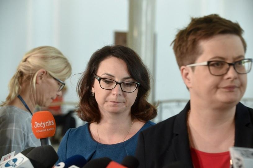 Posłanki Nowoczesnej ostro o decyzji KRS ws. projektu ustawy o związkach partnerskich /Jacek Domiński /East News